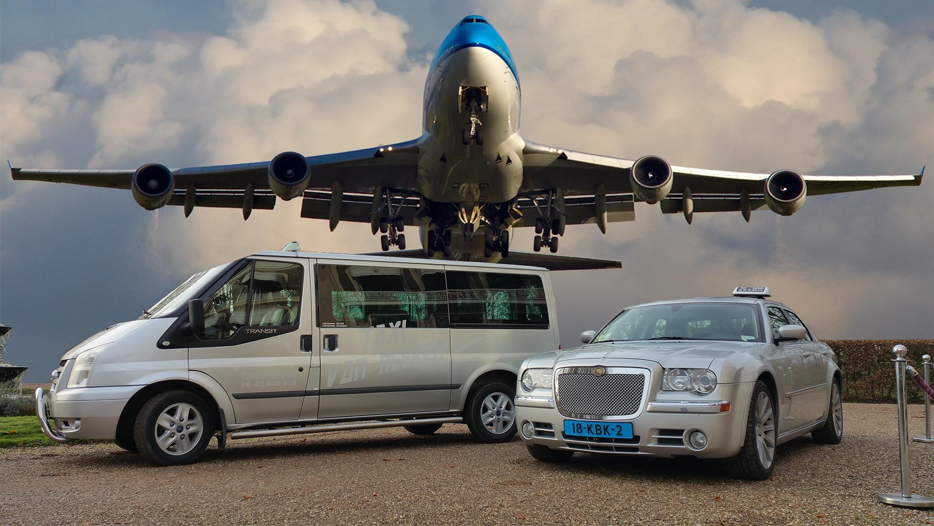 Taxi Kosten Tilburg Naar Schiphol? Doe Het Goed